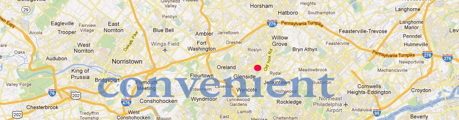 Elkins Park and Phoenixville Locations